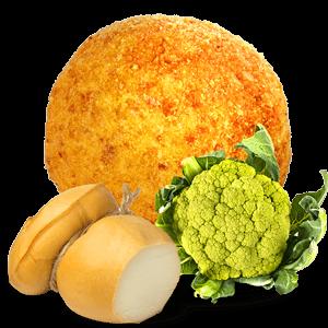 Broccolo e Caciocavallo
